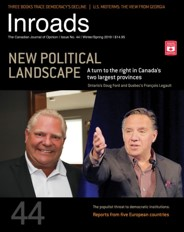 Inroads Magazine Cover